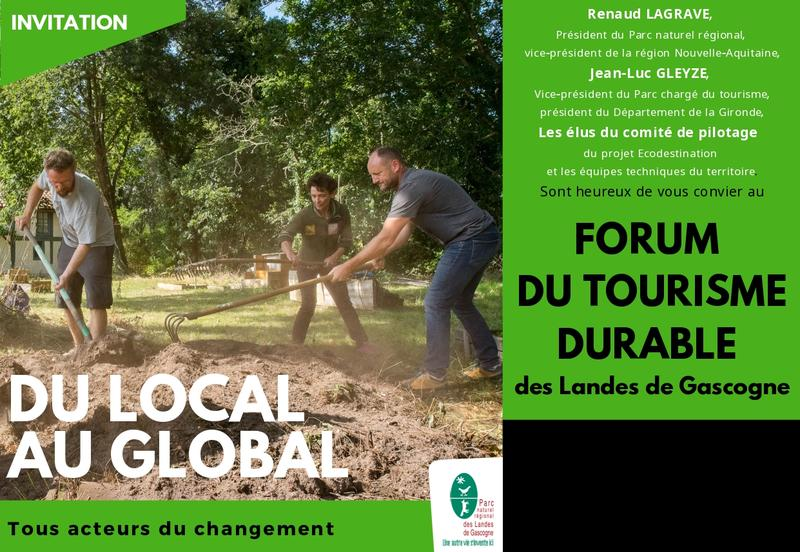 Forum du tourisme durable 2019
